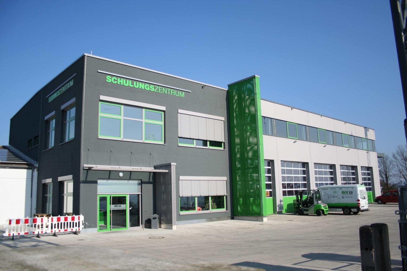 Neubau eines Schulungszentrums für die Firma-B.I.V. in Bindlach