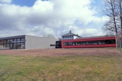 Neubau - Turnhalle und Mensa der Dr. Franz-Bogner Schule Selb
