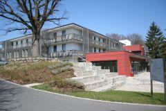 Umbau Schwesternwohnheim in Wohnanlage