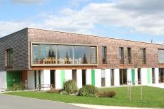 Neubau Forstdienstgebäude in Fichtelberg mit Außenanlagen - Generalunternehmerleistung