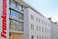 Um-und-Neubau der Verlagsgebäude Frankenpost in Hof
