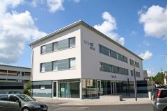 Selbwerk GmbH, Vorwerkstraße in Selb