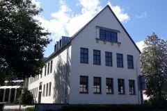 Dachgeschossausbau der Berufsschule in Wunsiedel