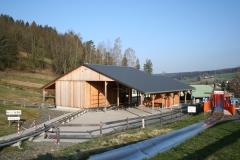 Neubau Versorgungsgebäude und Talstation der Rodelbahn in Bischofsgrün