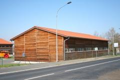 Neubau einer Fahrzeughalle für den Kreisbauhhof der Stadt Tirschenreuth