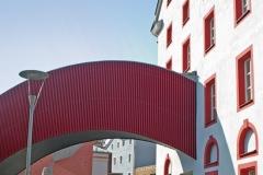 """Sanierung der alten Stadtmühle, Vitalscheune und Kletterhalle """"Zuckerhut"""" in Wunsiedel"""