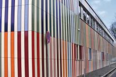 Neubau eines Verwaltungsgebäudes mit Kantine für die Fa. Farbenwerke Wunsiedel