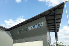 Schillerfleisch Hof - Neubau Werkverkauf und Büroerweiterung