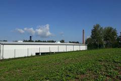 Neubau Lagerhalle Fa. Stahl- und Drahtwerke in Röslau