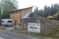 Neubau Hochbehälter Witzlasreuth
