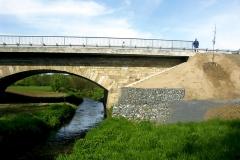Neubau Brücke in Kautendorf