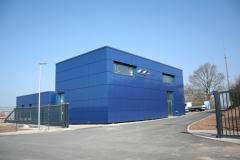 Neubau und Sanierung der TWA Eichelberg mit Außenanlagen in Bayreuth