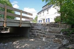 Neubau Brücke in Weißenstadt