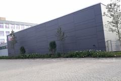 Sanierung Turnhalle Gymnasium Selb