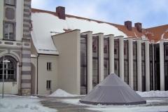 Sanierung Mälzerei Kloster Waldsassen