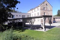 Neubau und Sanierung Verwaltungsgebaude Graf von Thun mit Außenanlagen