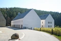 Renovierung und Modernisierung des Exerzitienhauses im Johannisthal