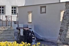 Sanierung Hammerschloss in Leupoldsdorf