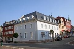 Sanierung eines Wohn- und Geschäftshauses in Wunsiedel