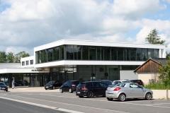 Erweiterung Autohaus Wunschel in Röslau - Generalunternehmerleistung