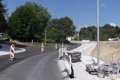 Kanalbauarbeiten Schönwald, Erneuerung der Johann-Nikol-Müller-Straße und DE Brunn