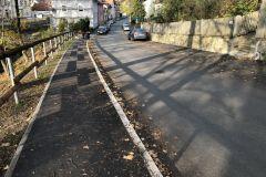 Ausbau der Maintalstraße in Bad Berneck