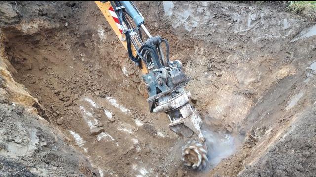Sanierung Quellgebiet Luisenburg