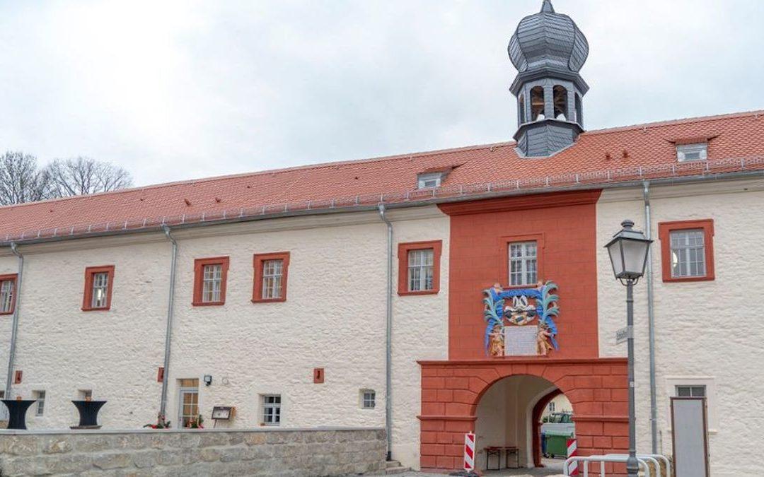 Einweihung Schloss Emtmannsberg am 18. Mai