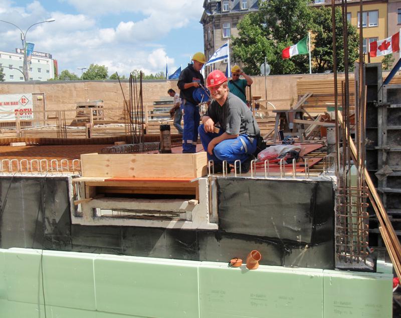 Wir suchen Bauleiter und Facharbeiter (m,w,d) …