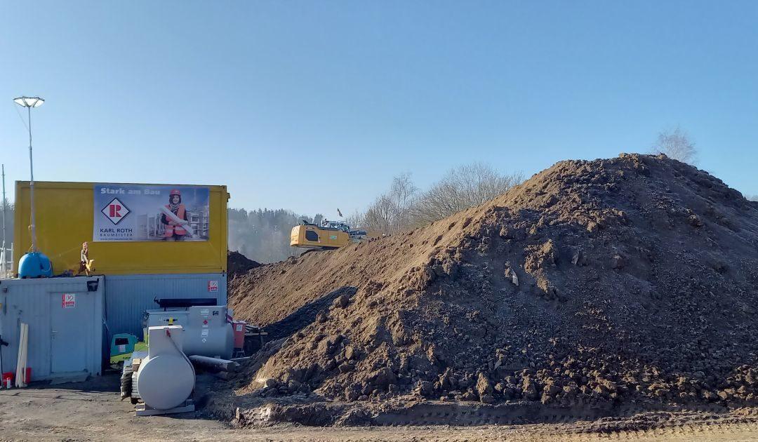 Neubau Klärschlammtrocknungsanlage in Wunsiedel